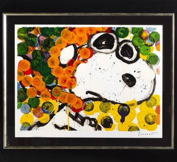 Tom Everhart, Ten Ways to Drive an SUV, Lithograph