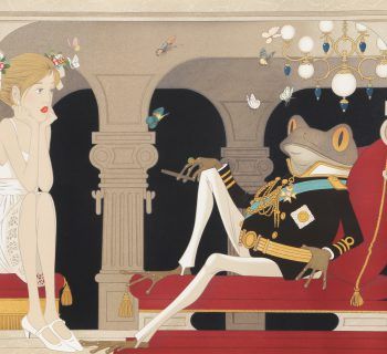 Philippe Henri Noyer, The Dictator, Lithograph on Arches